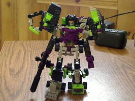 Kre-O Devastator with Hook and Long Haul added by illiniguy34