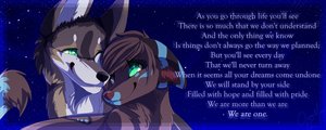 We Are One by LittleRavine