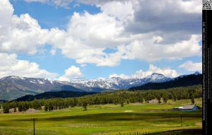 Southwestern Colorado Ranch by DamselStock