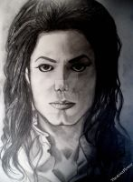 Michael Jackson Ghosts by The4everFlower