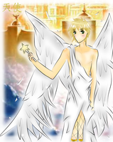 -.-APH: The Brittania Angel-.- by VenomousViper3o