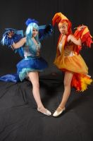 The Strength of Fire and Ice by Double-A-Cosplay