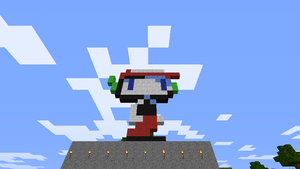 MineCraft - Cave Story - Quote by Panda203