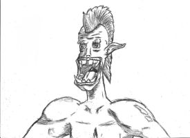 Troll by Cannonperson