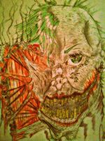 The Gotham City Chainsaw Massacre(2013) by CharlesCombs8526