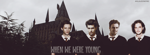 When We Were Young RPG by AkilajoGraphic