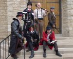 Assassin's Creed Syndicate crew by TimeyWimey-007