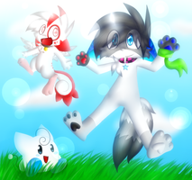 Main 3 (Speedpaint) by Sweirde