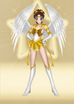 Angel Sailor Sun by JediSenshi