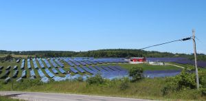 Lilly Lake Solar Farm by boogster11