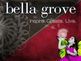 Bella Grove design by signcrafter
