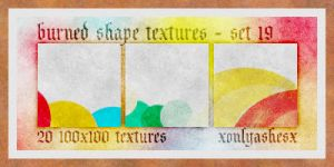 Texture Set 19 by xonlyashesx