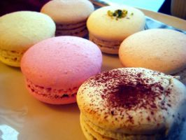 Macarons by ceejayessee