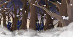 Shard: Silent Forest (night) Minimission by Slately