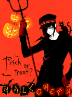 Happy Halloween: Ten-kun mode by tenaku