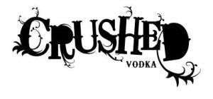 Crushed Vodka Logo by StolenStars