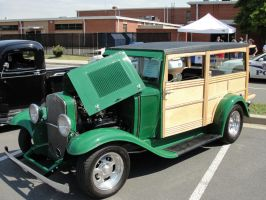 '31 Chevy Woody by JShafer