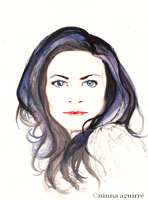 Lara Pulver by pulverly
