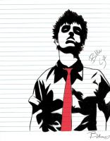 Billie Joe Armstrong by Waylove94