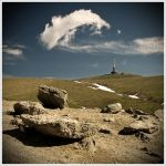 Highest point in Romania by doruoprisan