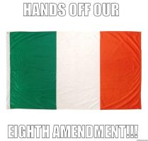 HANDS OFF OUR EIGHTH AMENDMENT by ChristianTruthTeller