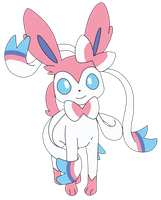 Sylveon by Niekkk