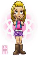 Big Bang Theory- Penny by lordmesa