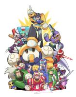 MegaMan-Rivals by Forteman19