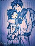 BH6: The perfect duo by Shenbug