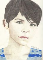 OUAT: Mary Margaret by widfl