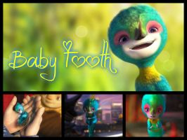 Baby Tooth by WinterMoon95
