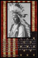 AMERICAN Legend Chief Joseph by SaintIscariot
