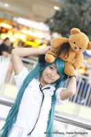 With my teddy -ID- by Amane-Chi