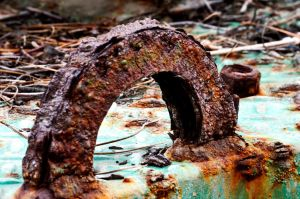 Rustic Arch by KevinMcNeff