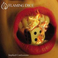 Flaming Dice-CD Cover by Cruzio