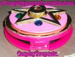 Sailor Moon R COMPACT it opens by CosplayPropsEtc