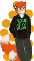 Feck Me Im Irish by SleepyPyrotechnics