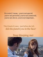 Doctor Who - David's quotes 35 by DarkIfaerie