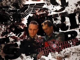 Inglourious Basterds Wallpaper by tacticalatrophy