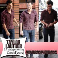 Photopack 194: Taylor Lautner by PerfectPhotopacksHQ