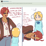Ask Louis and Olivia 18: Big Brother Al by Ask-2pFrUK