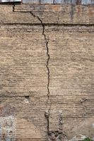 Stock - Cracked wall by Bambr