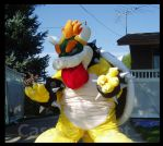 Bowser has got your hat Mario by CassiniCloset