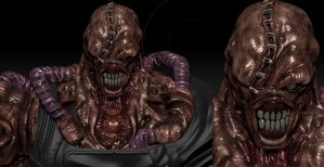 Resident Evil Nemesis Classic3 by Zerofrust