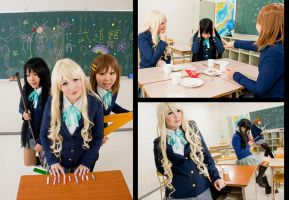 K-ON :: Tsumugi by breathless-ness