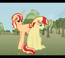 MLP NG: ''I'm just a silly Farmer.'' by OtakuChicky1