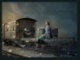 Wagon by DeniseWorisch
