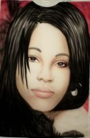 airbrushed PORTRAIT again by NeoGzus