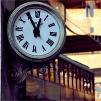 Time by culdepoule