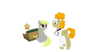 The Muffin Check up by WillowTails